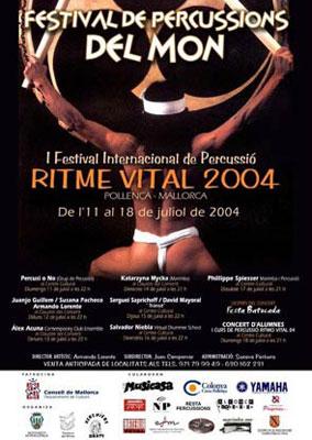 Ritmo Vital 2004
