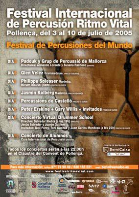 Ritmo Vital 2005